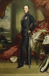 Prince Albert of Saxe-Coburg-Gotha: The Ultimate Project Sponsor