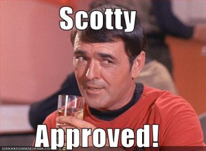 Project Management Skills Are Scotty Approved